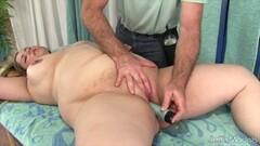Naughty german housewife creampie gangbang with cum inside Thumb
