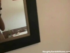 Cute Sofi Ryan balls deep banged in her G-Spot Thumb