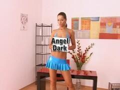 Angel Dark striptease Thumb