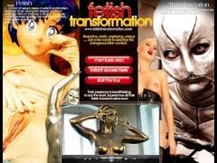 Pornstar Zita transforming as puppet Thumb