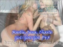 Solo masturbation video with slim babe Georgia Jones Thumb