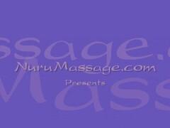 Asa Akira in lesbo nuru massage p.1 Thumb