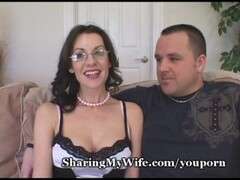 Frisky Jerk off on busty babe pussy in vintage girdle nylons Thumb