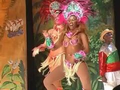 Brazilian Samaba Queen Amateur Sex Tape Thumb