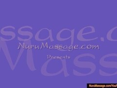 Amazing Lesbo Nuru Body Massage Thumb