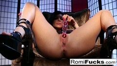 Big tit older Lady Sonia cleaning and nipple torture Thumb