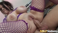 Hottie Shay Evans pumped deep with cock Thumb