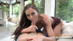 Young girl Angie Sweet fucked by old man Thumb