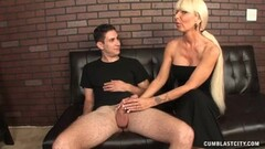 Blonde Milf Fucks Step-Son Thumb