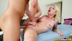 The Job Sn 7 Insane orgy with Luna Star and friends Thumb