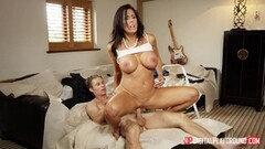 Sexy Reagan Fox smashed deep in her tight pussy Thumb