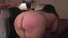 Chubby amateur spanked Thumb