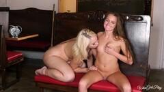 Scarlet Sage and Hadley Viscara luscious hot lesbians Thumb