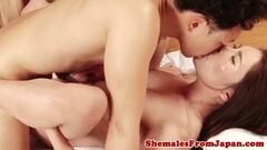 Japanese Girl Getting Bukkake (Toda Makoto) 4 Thumb