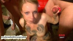 Angela's Drenching Squirting Scene Thumb