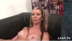 Nude yoga or lesbian sex? Thumb