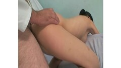 Mother Pulls Down Jeans & Panties For A Quickie Thumb