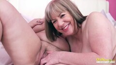 Horny Busty Mature Ladies Playing Lesbian Games Thumb