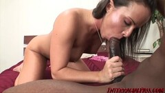 Kinky Richard shows Daisy Duxxx his Black Cock Dance Moves Thumb