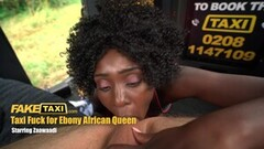 Sexy African Ebony Queen Rides a huge thick cock Thumb