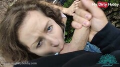 Steamy Outdoor Anal for Petite Teen Thumb