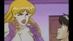 Big Tit Anime Babe Wanks Big Cock Thumb