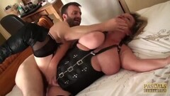 JON SCORES WITH ROXY AND JULIE – MFF THREESOME Thumb