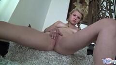 English schoolgirl cocksucks teacher for cum Thumb