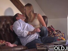 Oral Sex with a MILF Thumb