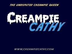 Huge Creampie For Cathy Thumb
