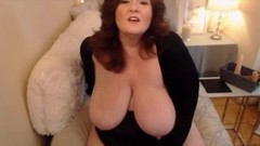 Elegant BBW MILF wiht dirty desires n giant natural tits Thumb
