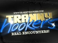 Horny Guy Nailing Tranny Hooker Thumb