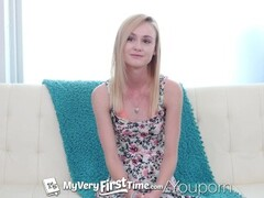 Black chick wildly fucks 2 white guys in suits and a white woman! Thumb