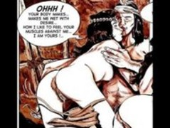 Interracial Hardcore Sex Comics Thumb