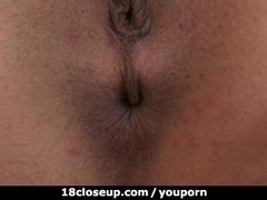 Aroused & pulsating vagina and anus closeup! Thumb