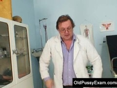 Mature Stazka gyno fetish real exam Thumb