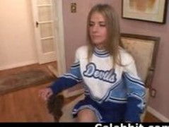 Anita Blue  Cheerleader Audition 1 Thumb