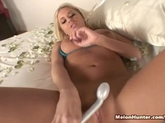 Busty Riley Evans Bouncing On Huge Cock Thumb