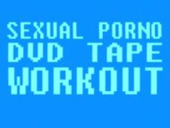 Sexual Porno DVD Tape Workout Thumb