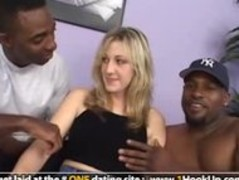 Busty Stacey knows to satisfy big black cocks Thumb