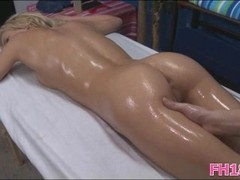 Naked for her sexual massage Thumb