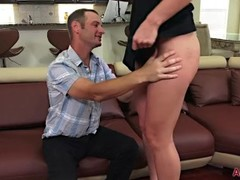 Sexy redhead MILF Ivy Secret gets fucked on AllOver30 Thumb