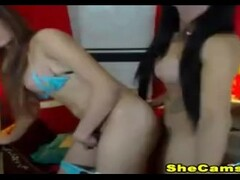 AdultMemberZone - Secluded Arab babe gives sizzling solo masturbation show Thumb
