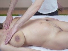 A Pregnant Girl Pickup A Massage Guy - Sucked And Fucked His Fat Cock Thumb