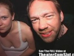 Teen Tammi Gets Ass Her Fucked In The Local Porno Theater Thumb