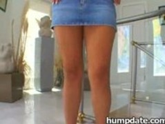 Beautiful Lisa Nichol gets her tight hole rammed Thumb