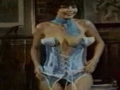 Desiree Cousteau, Brunette In Old Fashioned Corset Thumb