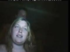 Couple Front Webcam With The Prego Woman pregnant preg prego preggo Thumb