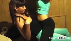 Teen lesbian lap dance Thumb