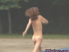 Asian amateur in nude track and field part2 Thumb